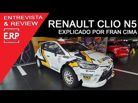 Renault Clio N5. Explicado por Fran Cima. Review / Entrevista /