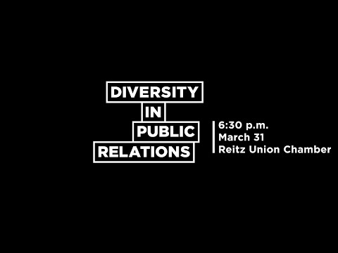 Diversity in Public Relations