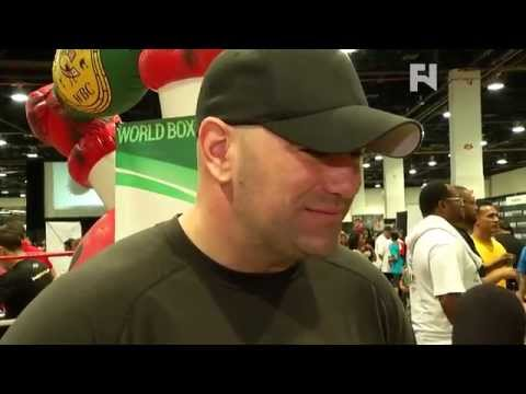 Dana White Reveals One Of His Favourite Boxing Matches