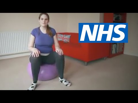 What Can I Do During Pregnancy To Make Birth Easier? | NHS