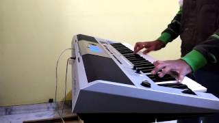 Sanam Re - Arijit Singh , Mithoon | Piano(Keyboard) Cover