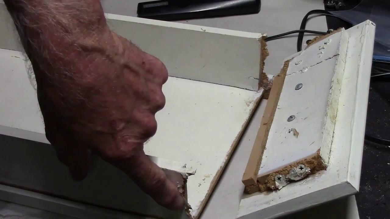 Kitchen and bath Drawer repair