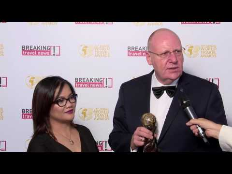 Thomas Flindt, general manager, Sheraton Bahrain Hotel