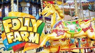 Folly Farm Adventure Park & Zoo Vlog August 2019