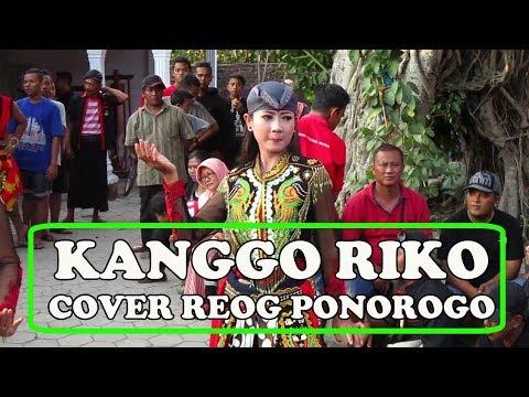Kanggo Riko - Via Vallen Demy Cover Reog Ponorogo