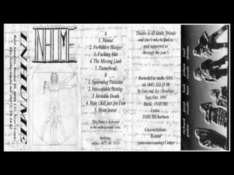 Inhume - The Missing Limb (Full Demo) 1995
