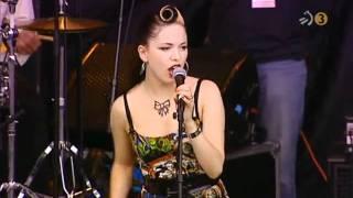 Imelda May - Azkena Festival 2010