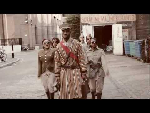 DJ Shadow feat. AfriKan Boy - I'm Excited (2011)