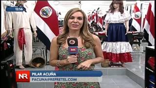 Nota en Noticias Repretel (2015)
