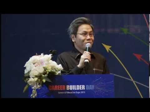 Career Builder Day 2013 - Tp.HCM - Ông Giản Tư Trung