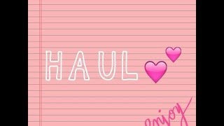 ***Collective Haul*** Thumbnail
