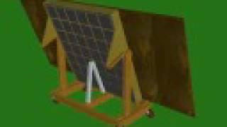 Plywood Cart Design