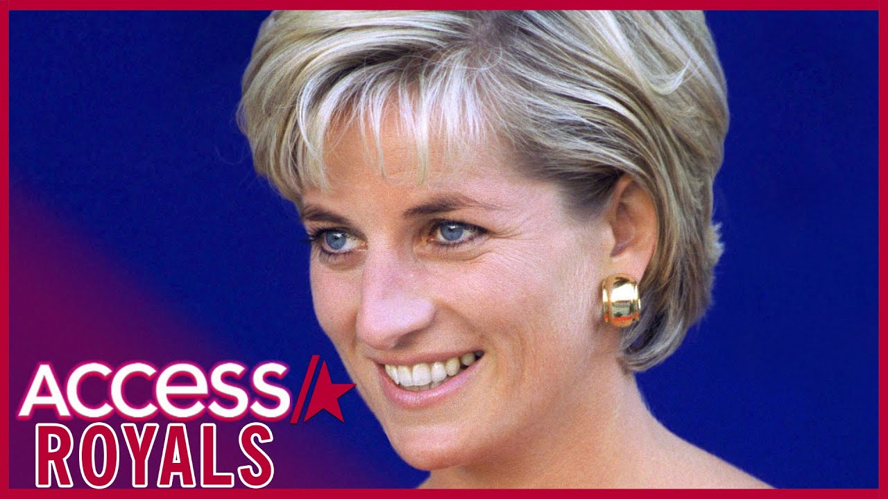 Princess Diana's Hairstylist Tells Story Behind Her Signature Short Cut