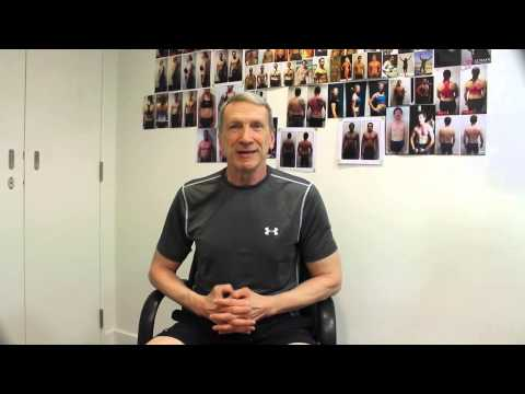 Interview with my client Mark Hudson