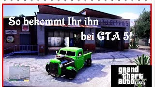 GTA 5 Hot-Rod Tutorial LIVE (HD/Deutsch)