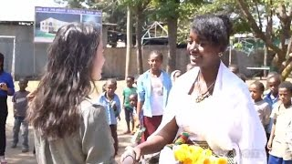 CTV : A girl Travels to Ethiopia to Meet Longtime Pen Pal