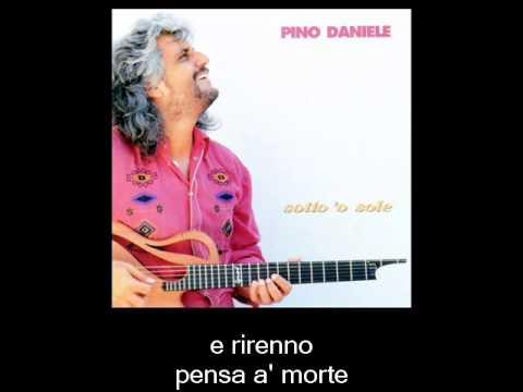 Pino Daniele - Cammina cammina (remake 1991)
