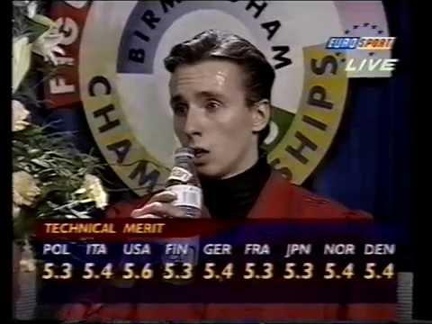 Dmitri Dmitrenko UKR - 1995 World Championships LP