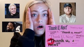 Ariana Grande - thank u, next (REACTION) Video