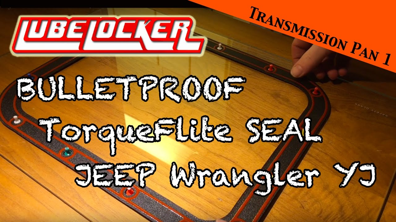 Jeep wrangler manual transmission leak yj ebook jeep wrangler yj headlights photo 32713632 array how to seal a torqueflite transmission pan with a lubelocker gasket rh youtube com fandeluxe Gallery
