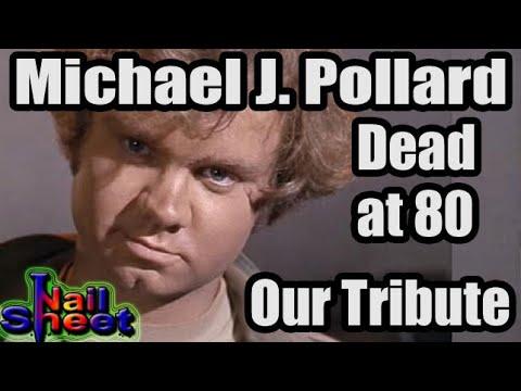 Michael J. Pollard dead