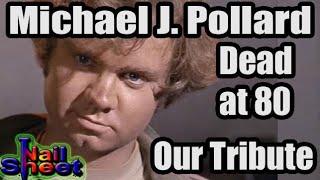 Michael J  Pollard, 'Bonnie and Clyde' Actor, Dies at 80