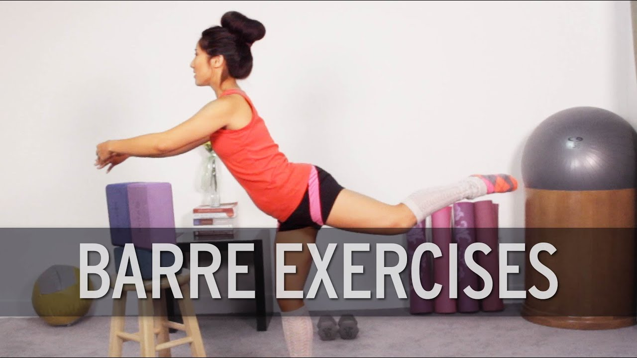 barre workout youtube