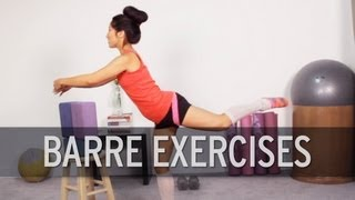 Ballet Barre Workout
