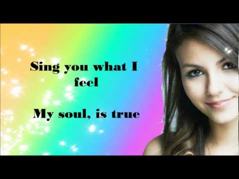 Victoria Justice ft. Leon Tomas lll - Song 2 You Lyrics + Download Link
