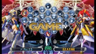 Game TV Schweiz Archiv - Game TV KW03 2011 |  BlazBlue