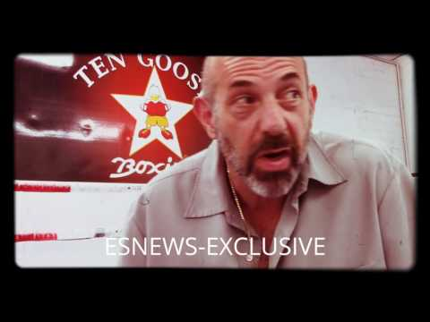 ROBB SKYLER ACTOR IN HANDS OF STONE TALKS WORKING WITH ROBERT DE NIRO