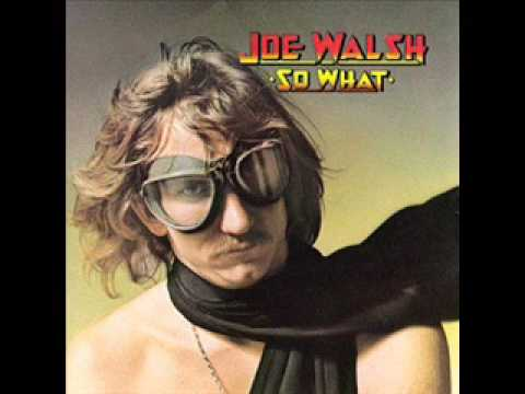 Turn to stone - Joe Walsh