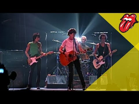The Rolling Stones - Saint Of Me (No Security Tour, San Jose '99)