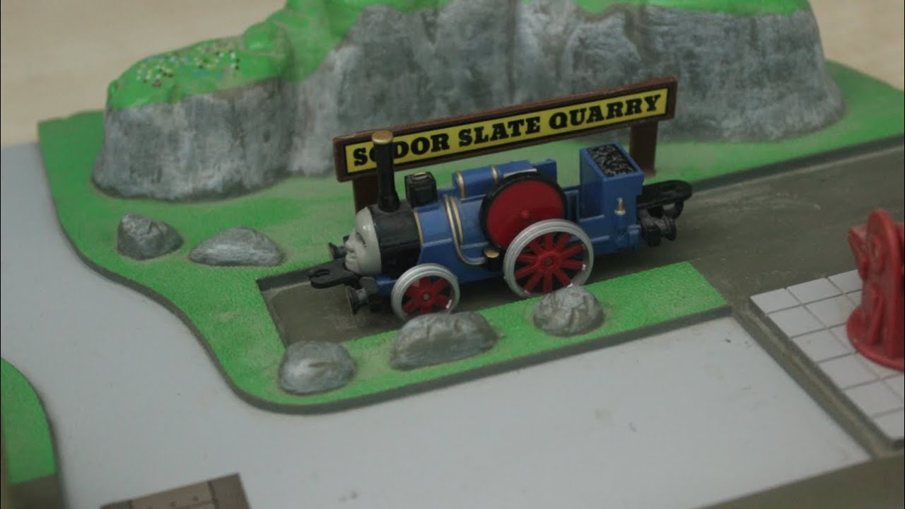 Hd My Thomas The Tank Engine Ertl Collection Youtube