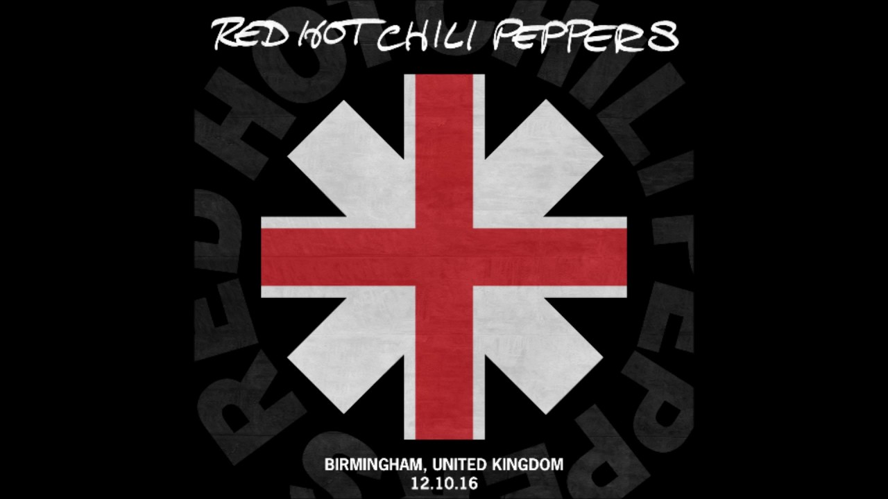 red hot chili peppers detroit live birmingham 1 england 10 12 2016 youtube. Black Bedroom Furniture Sets. Home Design Ideas