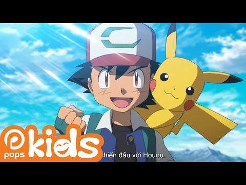 TEASER 1 - Phim Hoạt Hình Pokémon 2017 - The Pokémon Movie Tớ Chọn Cậu - Pikachu, Satoshi