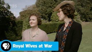 ROYAL WIVES AT WAR | How to Dress Royal Icons | PBS
