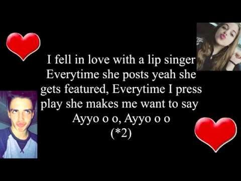 Lip Singer- Nick Bean feat. Zach Clayton Lyrics