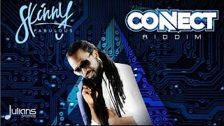 "Skinny Fabulous - Trouble (Conect Riddim) ""2017 Soca"" (Trinidad)"