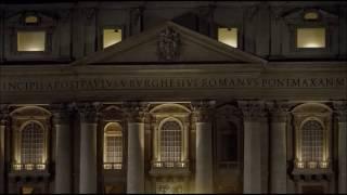 Светодиодный летающий LED вертолет в сериале Молодой Папа
