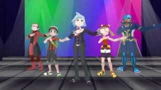 [MMD] Pokemon ORAS- Beatbox Electrika