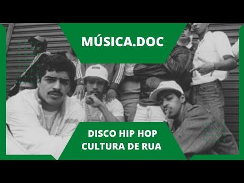 Música.Doc - Disco LP Hip Hop Cultura de Rua