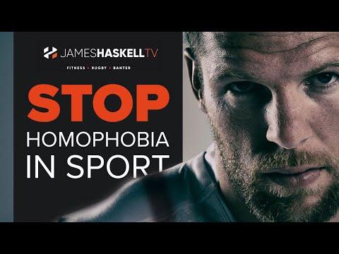 Stop Homophobia In Sport