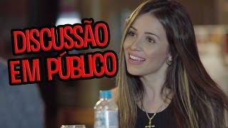 Discussão em Público - DESCONFINADOS