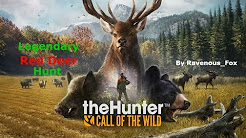 TheHunter COTW - Legendary Red Deer Hunt