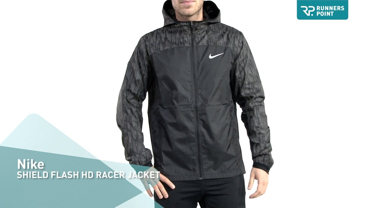 Nike SHIELD FLASH HD RACER JACKET