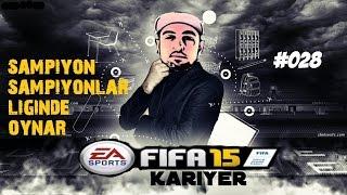 Türkiye Süper Lig Kariyeri | Fifa 15 | 28.Bölüm | Ceyrek Final, 1.yari