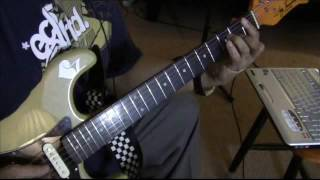Joe - I wanna know - Guitar play along
