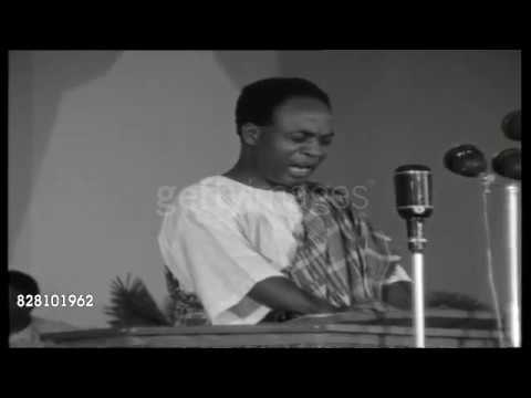 Kwame Nkrumah Speech | All African Peoples Conference | Accra, Ghana | December 1958