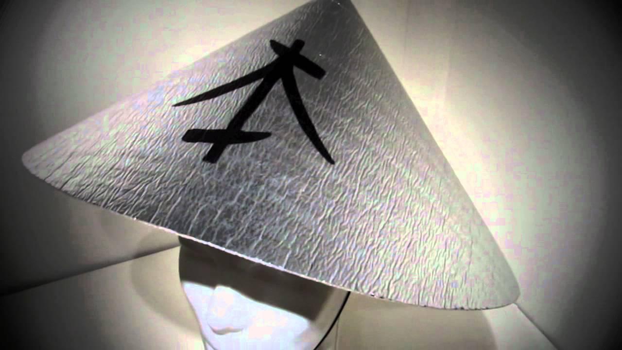 Sombrero Chino - YouTube 498f6cd63db